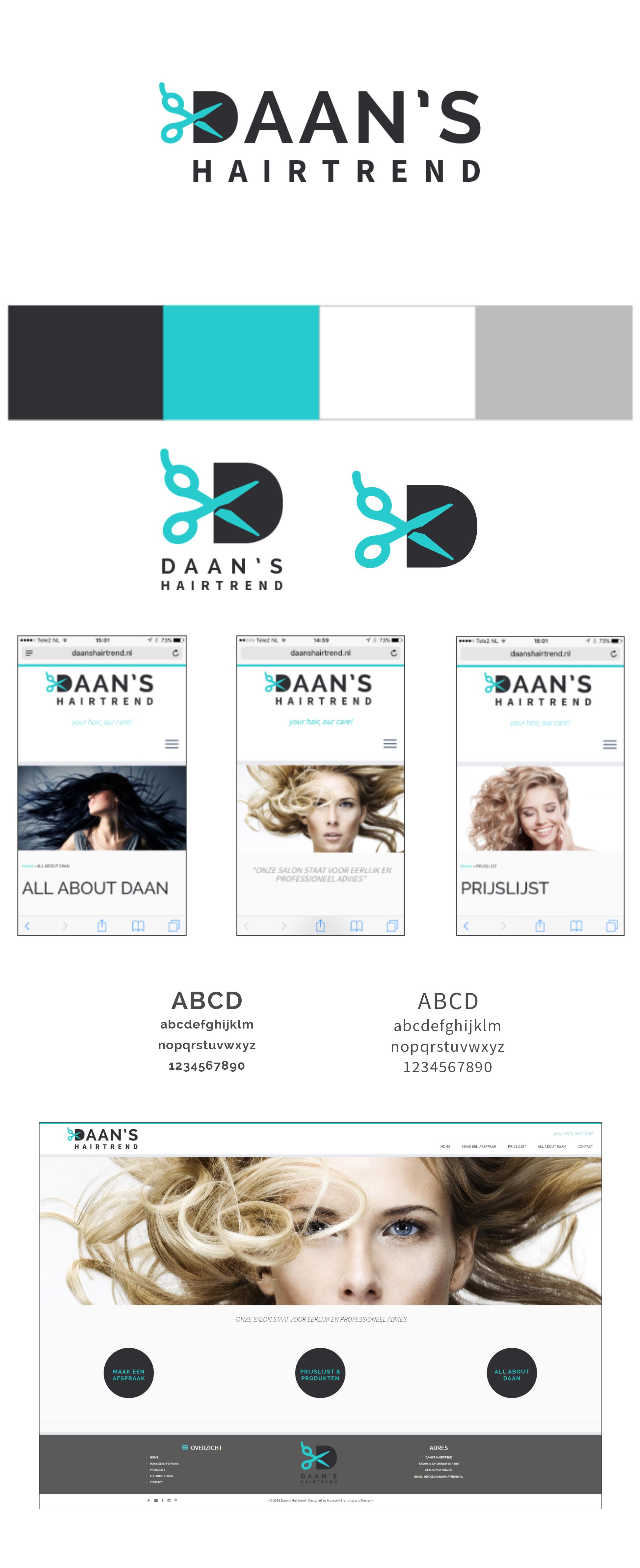 daan's hairtrend